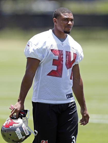 Charles Sims, way back in rookie minicamp, before everyone needed to own him (Photo by Brian Blanco/Getty Images)
