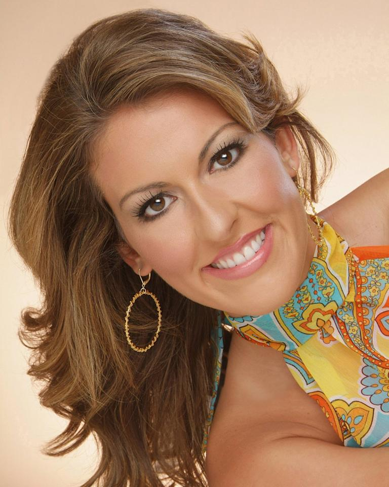 """Miss Louisiana, Blair Abene, is a contestant in the <a href=""""/miss-america-countdown-to-the-crown/show/44013"""">Miss America 2009 Pageant</a>."""