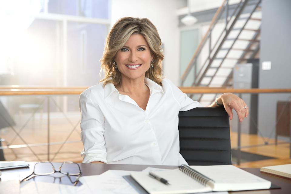 """Ashleigh Banfield will launch """"Banfield,"""" a news program that is part of WGN America's rebranding as NewsNation, on March 1."""