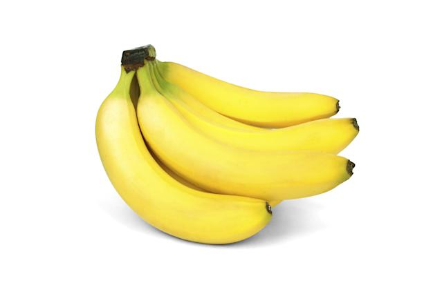 <p><strong>THAT'S BANANAS</strong></p> <p>▶ We always have four bananas in the bag, at least. My caddie, Jeff Brighton, and I have two each, one on the front, one on the back. He has to check with me as to which ones he can have. I don't like them with bruises, and if they're too green, it's not good, either. We end up talking about the bananas for half the round.</p>