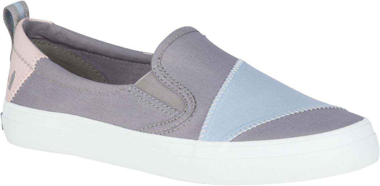 """<strong>Buy It!</strong> Crest Twin Gore Sneakers, $69.95; <a href=""""https://click.linksynergy.com/deeplink?id=93xLBvPhAeE&mid=38654&murl=https%3A%2F%2Fwww.sperry.com%2Fen%2Fcrest-twin-gore-bionic-sneaker%2F34689W.html%3Fdwvar_34689W_color%3DSTS83717&u1=PEO%2CSHOPPING%28UseThis%29%3ATheBestNewFashionLaunchesWeLove%2Csarahballtimeinc%2CUnc%2CGal%2C6958538%2C201908%2CI"""" target=""""_blank"""" rel=""""nofollow"""">sperry.com</a>"""