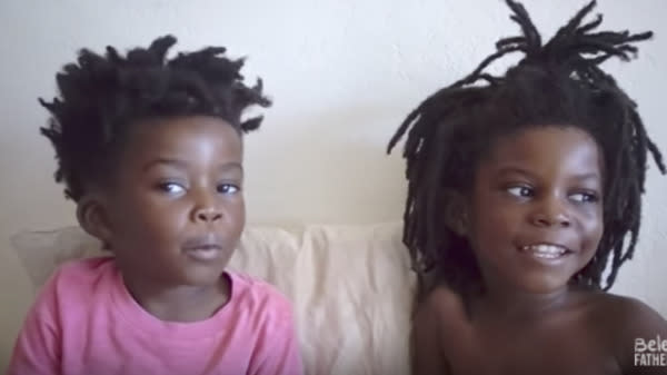 Kids Ask Dad 'Why Am I Black' In Adorable Video
