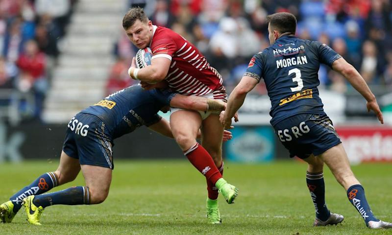 George Williams has signed a new four-year deal with Wigan until the end of 2021 but will be allowed to leave in 2020 if a 'pre-defined' transfer fee is met.
