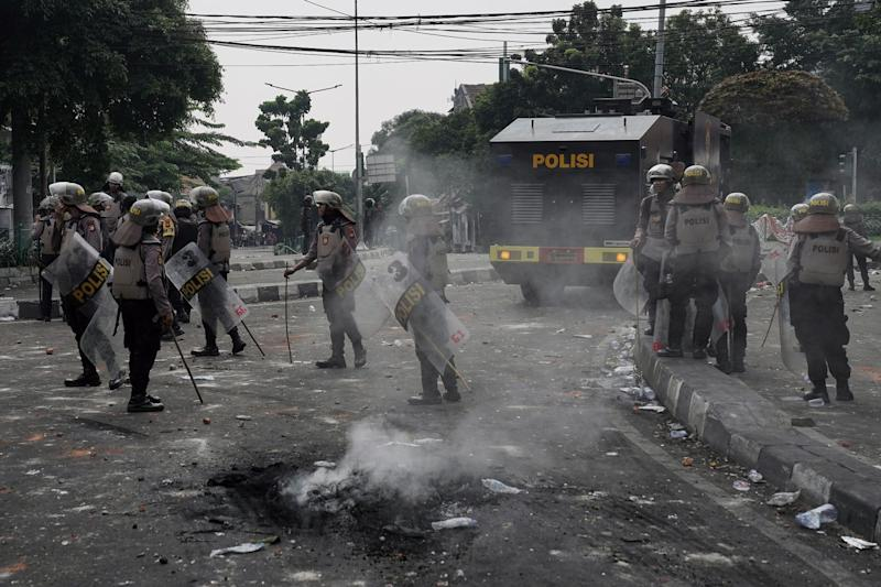 Deadly Jakarta Riots Revive Fears of Sectarian Violence