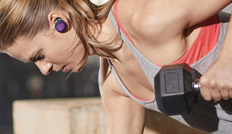 Get these Bose SoundSport Free for 30 percent off. (Photo: Bose)