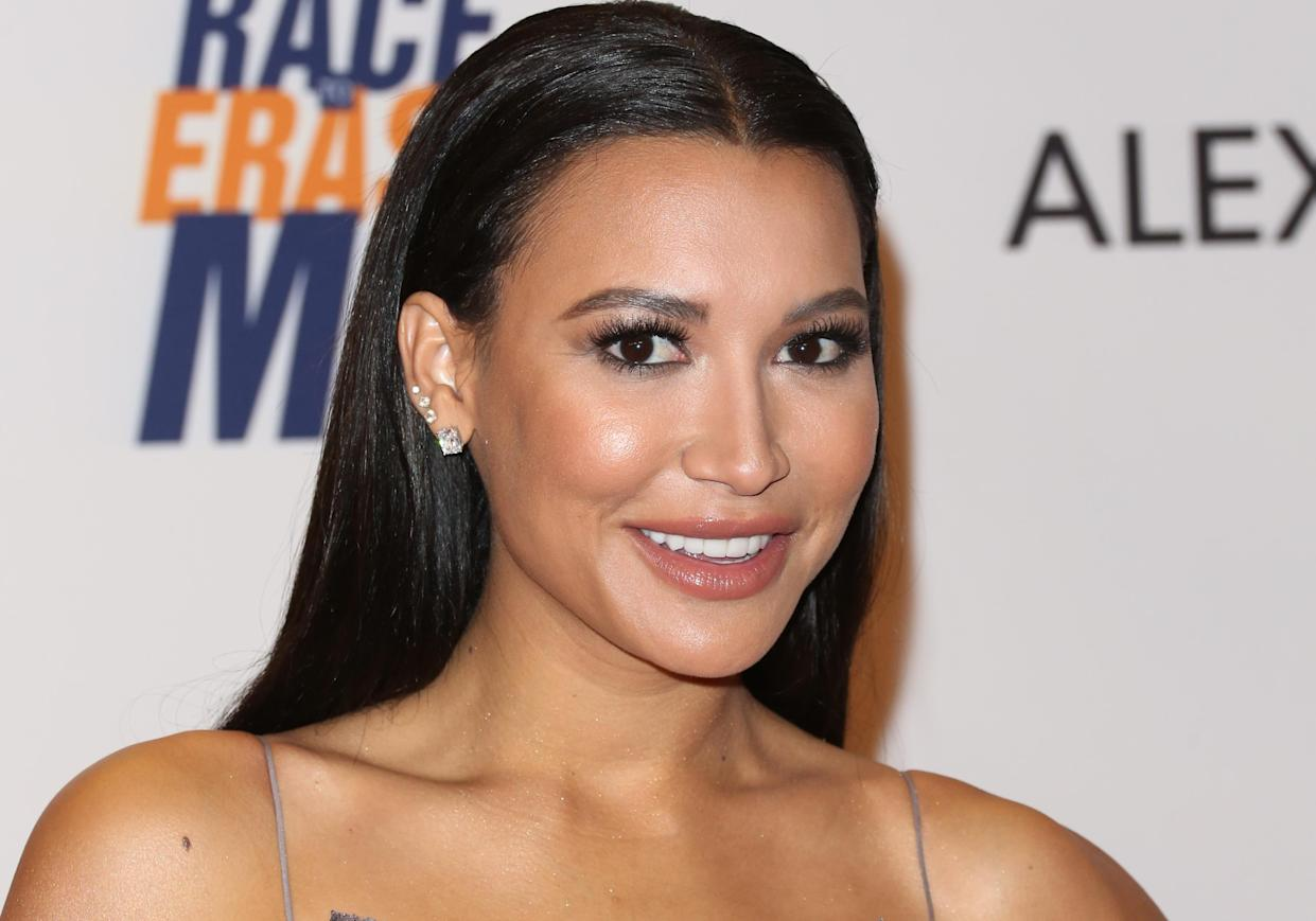 BEVERLY HILLS, CA - MAY 05:  Actress Naya Rivera attends the 24th annual Race To Erase MS Gala at The Beverly Hilton Hotel on May 5, 2017 in Beverly Hills, California.  (Photo by Paul Archuleta/FilmMagic for Fashion Media)