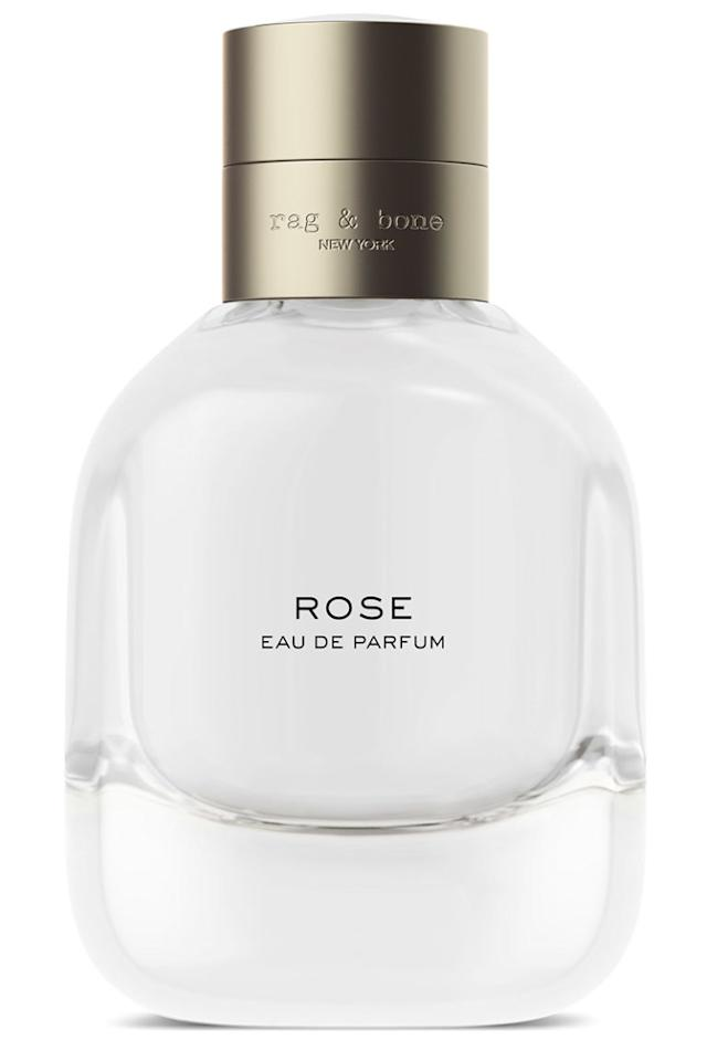 <p><strong>What they say it smells like</strong>: Rose tea, rose essence, white musk</p><p><strong>What it actually smells like:</strong> Drinking a tall glass of iced tea near acenterpiece of freshly cut roses.</p><p><strong>Final take:</strong> Roses can be quite polarizing. In perfume, I often find them to be either too fresh or overwhelmingly powdery. But what this scent has done is water-down the rose note with a big cup of tea and a little bit of musk. It's fresh and feminine, but not the least bit powdery. It smells more like walking into a room with fresh roses rather than sticking one right up your nose. As a rose-perfume hater, I really love this one.</p>