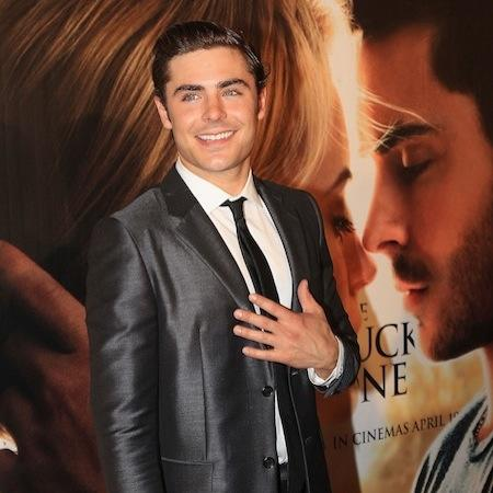 Zac Efron struggled with film transformation