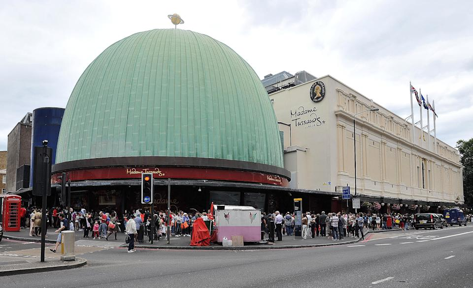 Madame Tussauds. (PA Images)