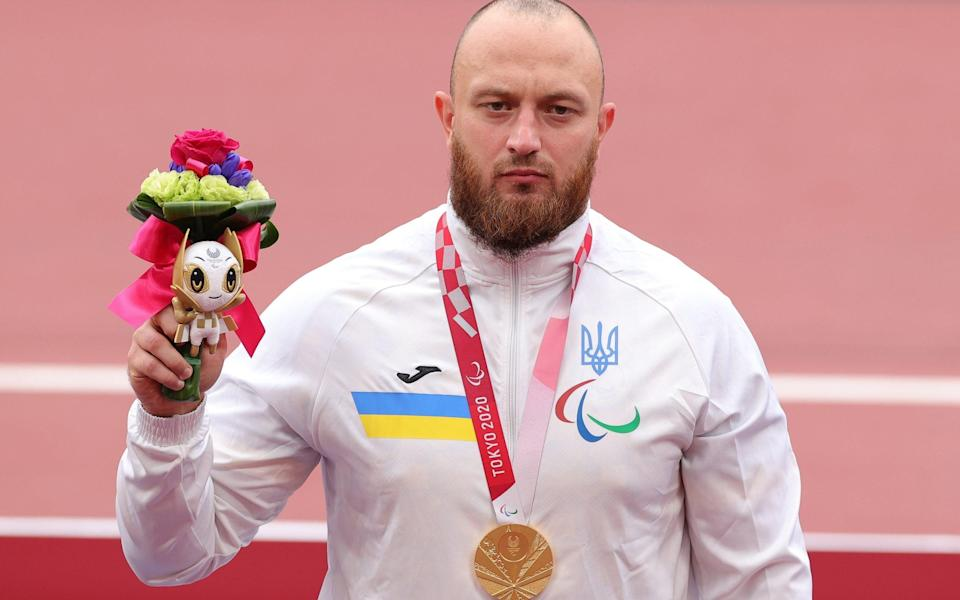 Maksym Koval won gold after Muhammad Ziyad Zolkefli's disqualification - GETTY IMAGES