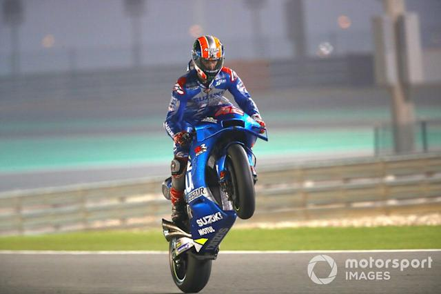 "4º Álex Rins, Team Suzuki MotoGP - 1:54.068 <span class=""copyright"">Gold and Goose / Motorsport Images</span>"