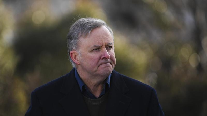 Anthony Albanese says he has confidence in his team amid inquiries into Victorian branch stacking