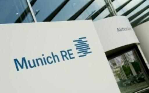 New CEO aims to stem Munich Re's falling profits
