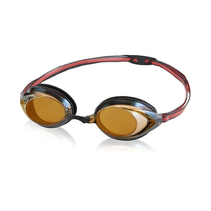 <p>The <span>Speedo Vanquisher 2.0 Mirrored Goggles</span> ($22) are made with UV protection to protect your eyes during outdoor workouts in the sun. Another major bonus for your pool time visibility? Antifog lenses.</p>