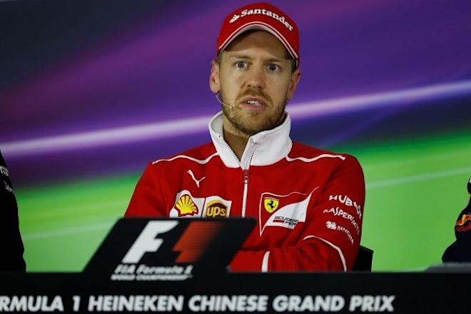 Sebastian Vettel, Lewis Hamilton, 2017 Formula one season, 2017 Chinese Grand Prix, Formula One, Formula one news, Sebastian Vettel still believes Mercedes are favorites
