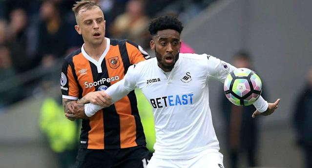 It's time to root for Hull and Swansea to finish level across the board. (AP Photo)