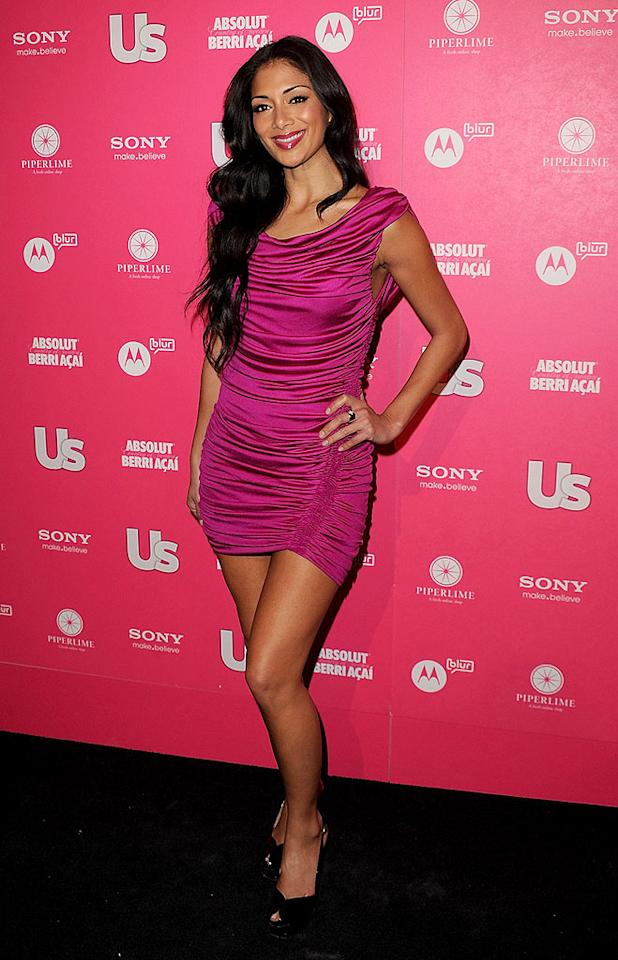 "Lead Pussycat Doll Nicole Scherzinger was honored at the fete for her self-described ""edgy, classy"" style. Jason Merritt/<a href=""http://www.gettyimages.com/"" target=""new"">GettyImages.com</a> - April 22, 2010"
