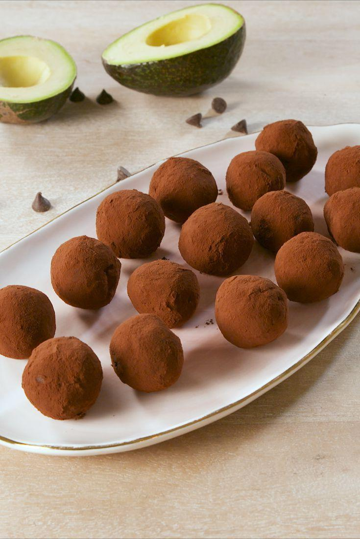 """<p>These only require five ingredients...three of which you probably already have in the pantry.</p><p>Get the recipe from <a href=""""https://www.delish.com/cooking/recipe-ideas/a19633901/keto-chocolate-truffles-recipe/"""" rel=""""nofollow noopener"""" target=""""_blank"""" data-ylk=""""slk:Delish"""" class=""""link rapid-noclick-resp"""">Delish</a>.</p><p><a class=""""link rapid-noclick-resp"""" href=""""https://www.amazon.com/dp/1635653894?tag=syn-yahoo-20&ascsubtag=%5Bartid%7C1782.g.26308204%5Bsrc%7Cyahoo-us"""" rel=""""nofollow noopener"""" target=""""_blank"""" data-ylk=""""slk:BUY NOW"""">BUY NOW</a> <strong>Delish Cookbook,</strong> <strong><em>Keto For Carb Lovers, amazon.com</em></strong></p>"""