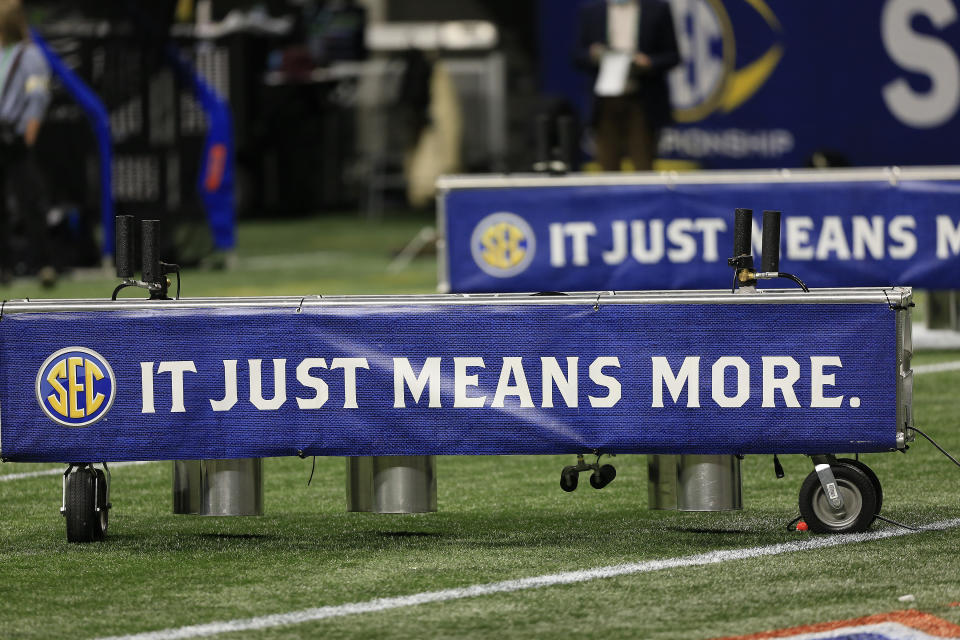 It just means more. (David J. Griffin/Icon Sportswire via Getty Images)