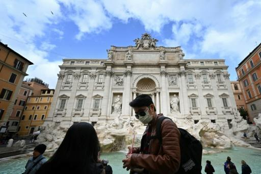 Tourists are facing longer stays in Italy than planned