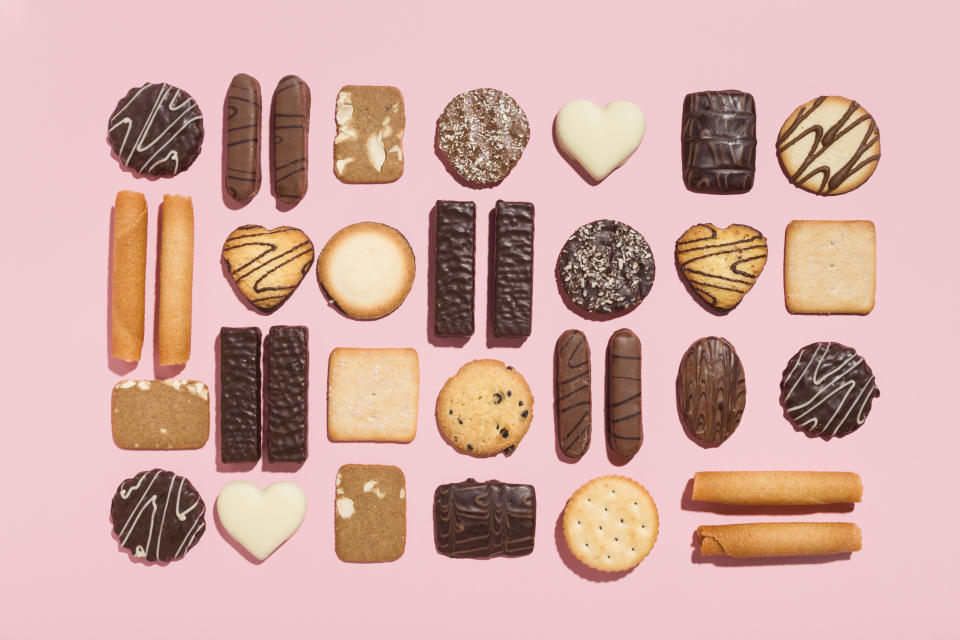 A cancer charity has sparked a debate on Twitter after ranking the nation's best biscuits. (Getty Images)