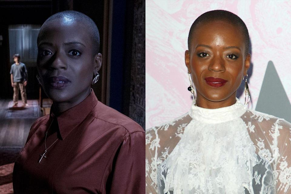 <p>Miller has been landing roles on TV shows across the pond for years, but it was her <em>Years and Years</em> performance as the long-suffering Celeste Bisme-Lyons that saw her break through. The actress stars in <em>Bly Manor</em> as Hannah, the estate's live-in housekeeper. </p>