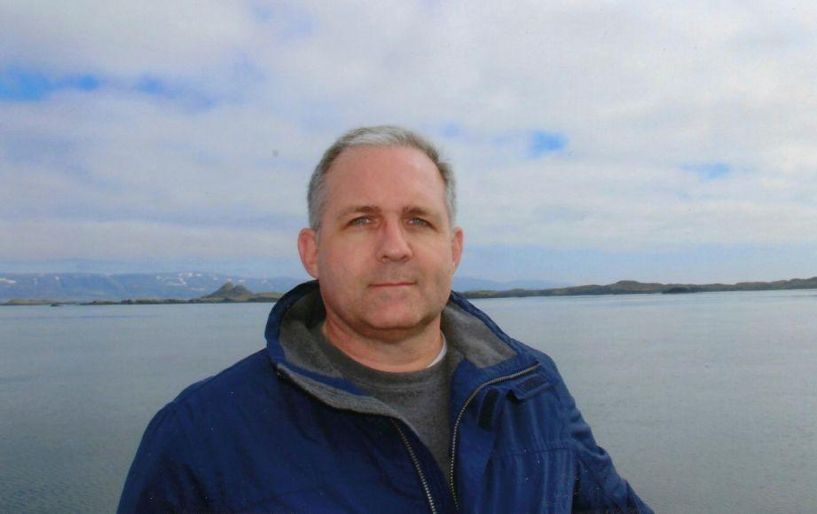 This undated file photo provided by the Whelan family shows Paul Whelan in Iceland. Russia's deputy foreign minister Sergei Ryabkov on Saturday Jan. 5, 2019, is brushing back suggestions that an American being held in Moscow on suspicion of spying could be exchanged for a Russian. Paul Whelan, who also holds Canadian, British and Irish citizenship was detained in late December. ORG XMIT: LON806