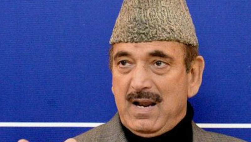 Ghulam Nabi Azad's Remarks at AMU Event an 'Abuse' for Hindus: BJP