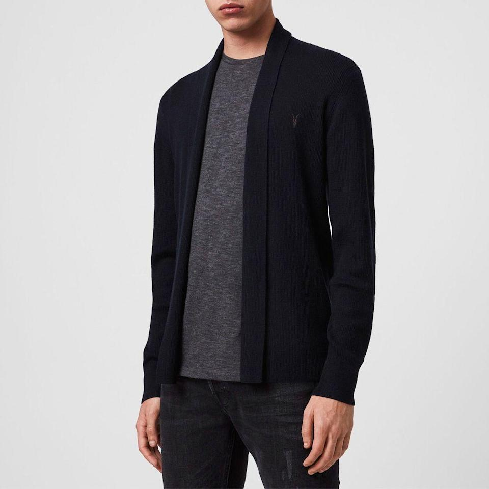 "<p><strong>AllSaints</strong></p><p>us.allsaints.com</p><p><strong>$125.00</strong></p><p><a href=""https://go.redirectingat.com?id=74968X1596630&url=https%3A%2F%2Fwww.us.allsaints.com%2Fmen%2Fsweaters%2Fallsaints-mode-merino-open-cardigan%2F%3Fcolour%3D3968&sref=https%3A%2F%2Fwww.menshealth.com%2Ftechnology-gear%2Fg34417533%2Fbest-boyfriend-gifts%2F"" rel=""nofollow noopener"" target=""_blank"" data-ylk=""slk:BUY IT HERE"" class=""link rapid-noclick-resp"">BUY IT HERE</a></p><p>For the guy who does love a good gifted outfit, this easy Allsaints sweater is a solid addition to any wardrobe. </p>"