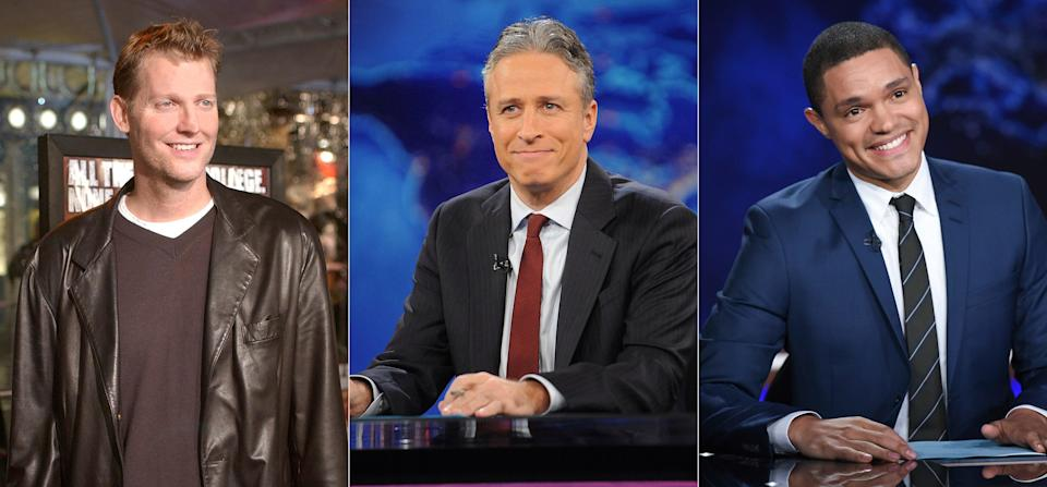THE DAILY SHOW (AP)