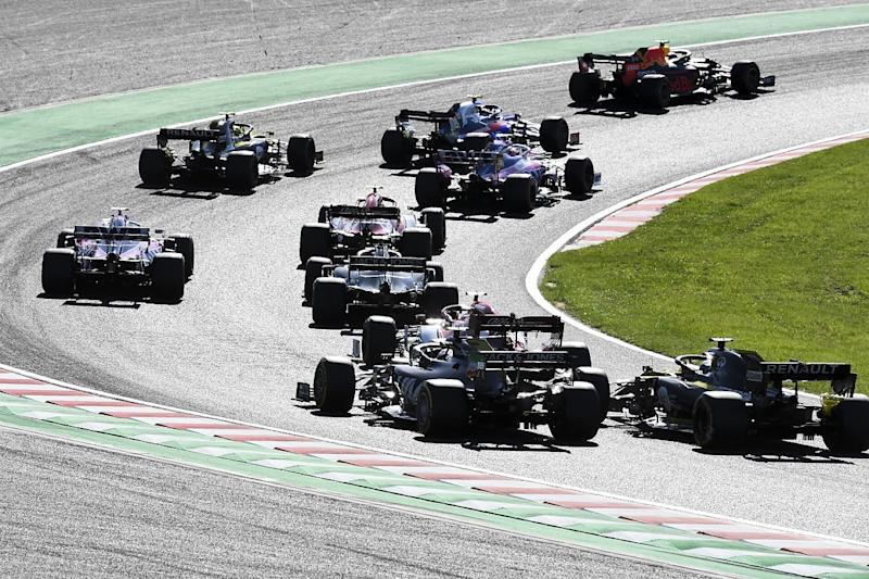 F1 race start times revealed, British GP an hour later