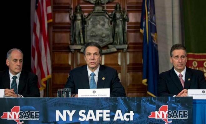 New York Gov. Andrew Cuomo is widely seen as harboring White House aspirations.