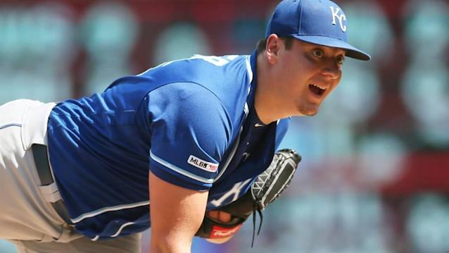 Royals will monitor Brad Keller's workload at end of his first full season as a starter