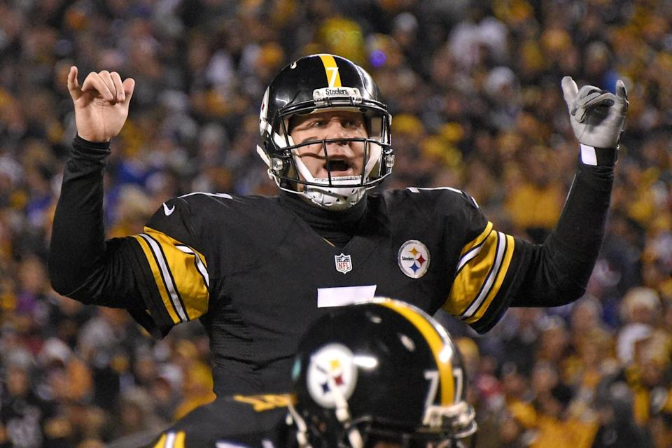 The New York Giants believe that the Pittsburgh Steelers used underinflated footballs in Week 13. (AP)