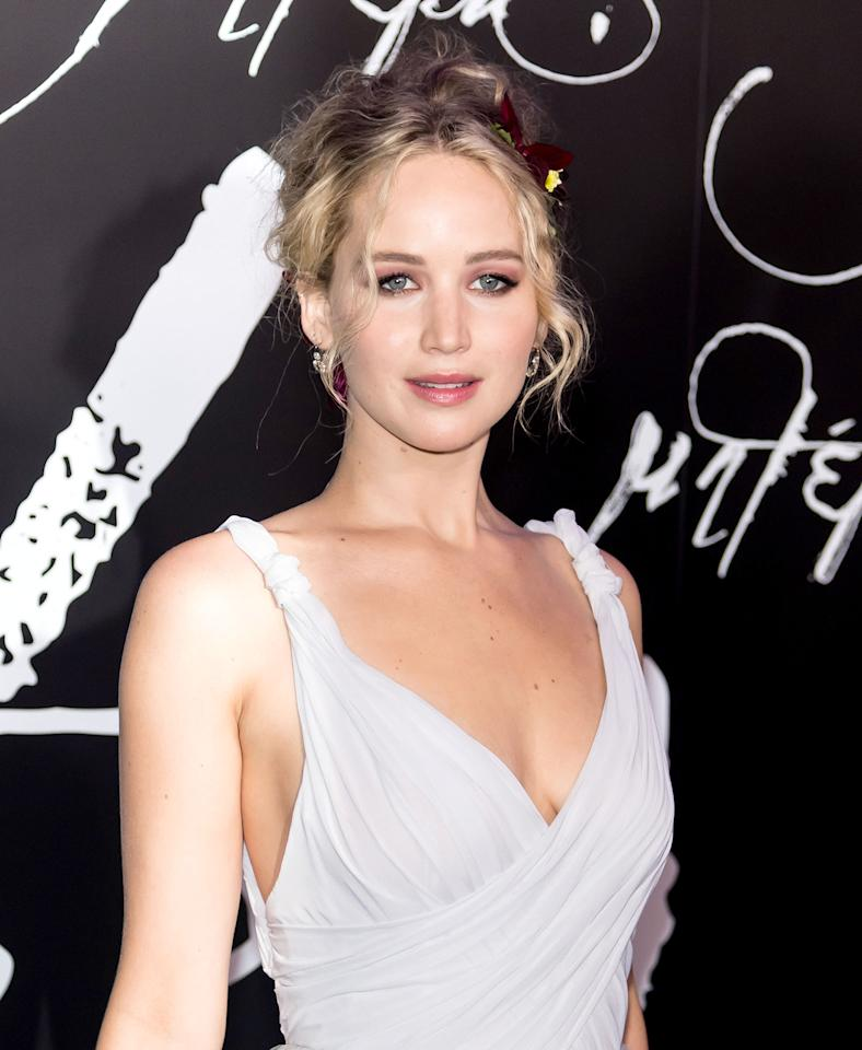 """<p><b>""""I feel like I got gang-banged by the f—— planet — like, there's not one person in the world that is not capable of seeing these intimate photos of me.""""</b>  — Jennifer Lawrence, on <a rel=""""nofollow"""">her nude photo hack</a>, to <i>The Hollywood Reporter</i></p>"""