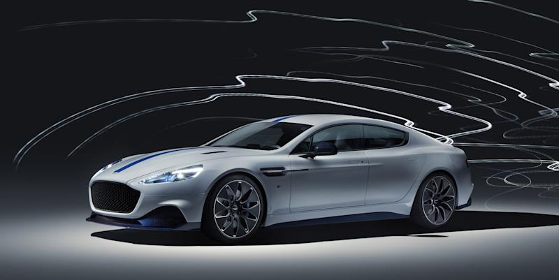 Photo credit: Aston Martin