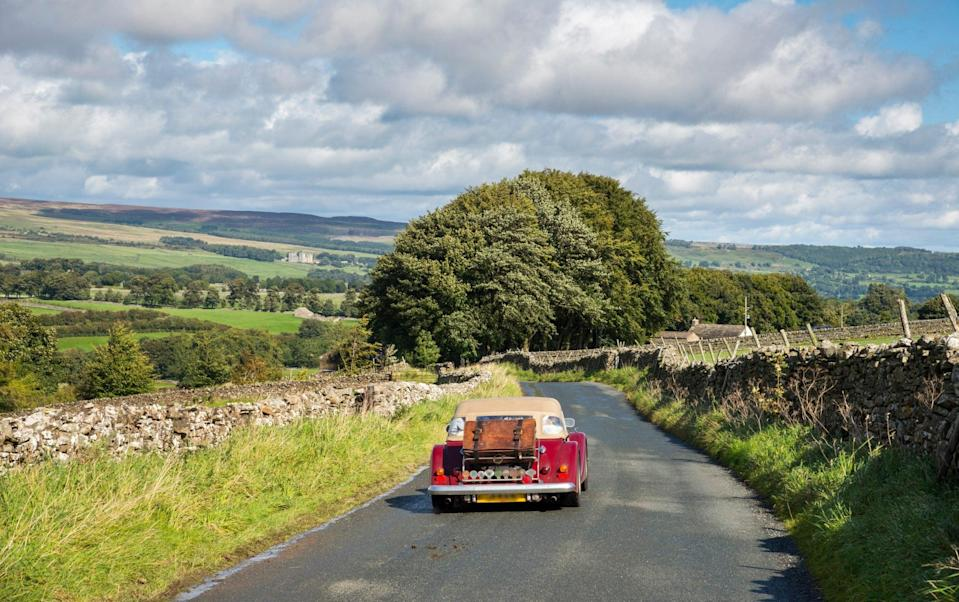 More than a third of drivers said they felt the default 60mph speed limit on country lanes should be brought down - RA Kearton/Getty Images
