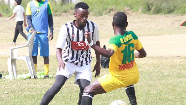 Francis Kimanzi's played to yet another draw against Ushuru in a friendly match at the Goan Institute Grounds