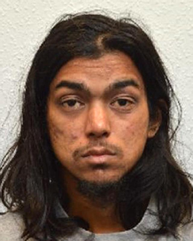 Naa'imur Zakariyah Rahman has been jailed for life (PA Images)