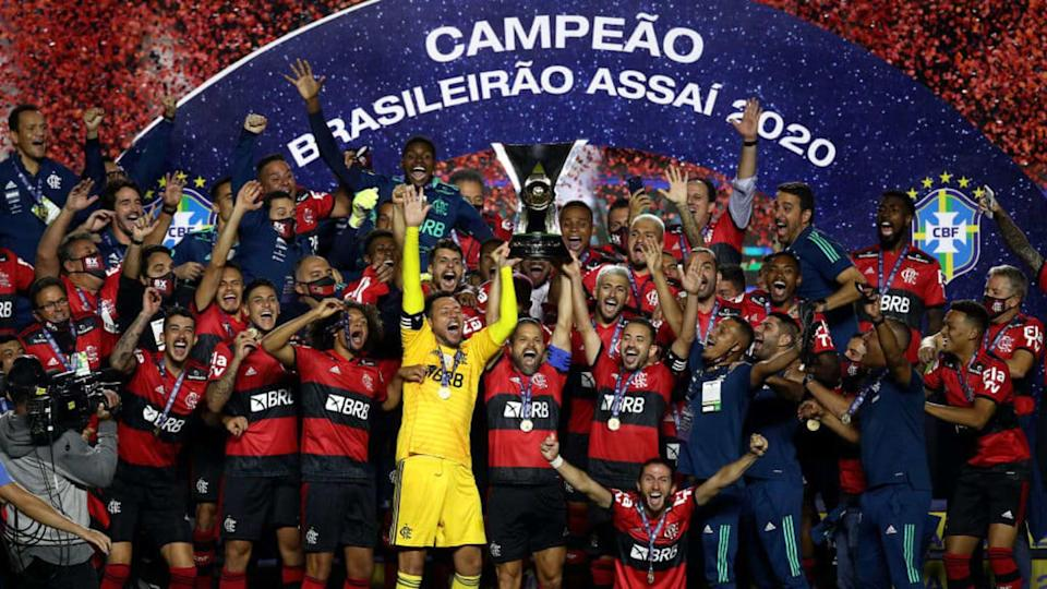 Flamengo   Buda Mendes/Getty Images