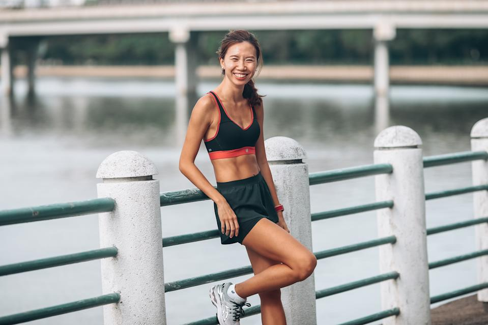 Singapore #Fitspo of the Week: Goh Chui Ling.