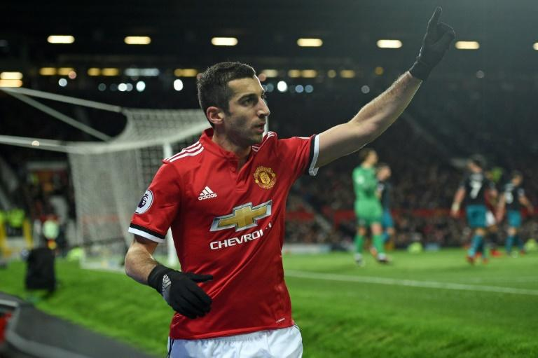 The highlight of Henrikh Mkhitaryan's brief stay in Manchester was scoring in the Europa League final victory over Ajax