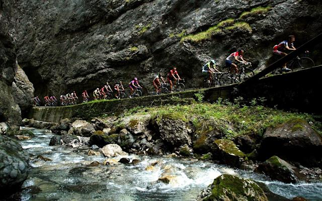 Our Giro by The Cycling Podcast, stage six: Bonk! - REUTERS
