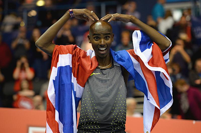 Mo Farah Faces Tough Examination in London Marathon