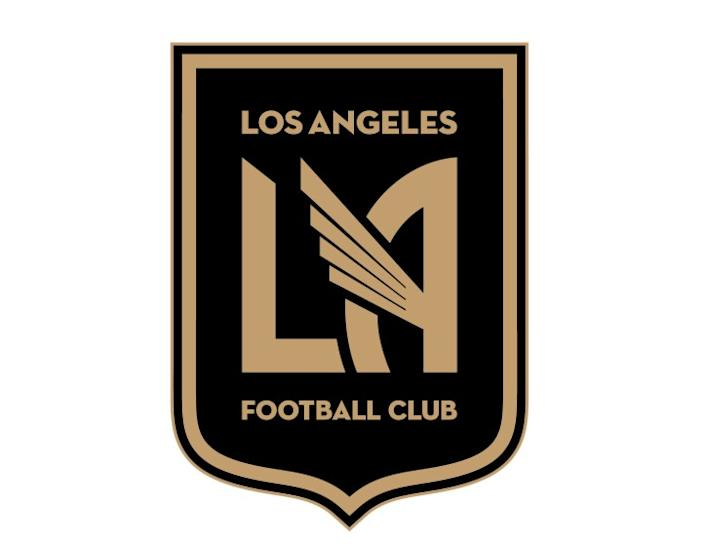Logo for the new Los Angeles Football Club.