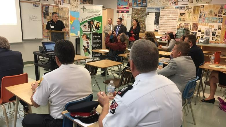 'We have a problem:' Catholic school board launches proactive opioid strategy