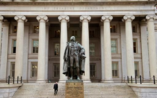 US Treasury halts pension investments to avoid debt default