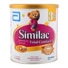 6 Popular Stage 3 Formula in Singapore - Similac Total Comfort, Stage 3