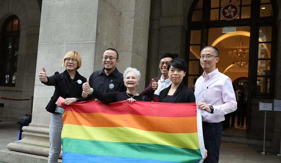 Government can't justify discriminatory treatment, lawyer for gay Hong Kong civil servant argues in final appeal over spousal rights