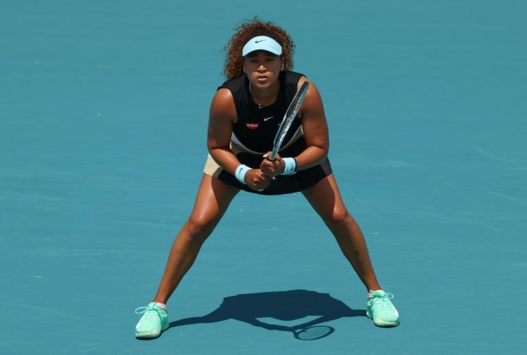 Japanese second seed Naomi Osaka reached the round of 16 at the Miami Open by walkover after the injury withdrawal of qualifier Nina Stojanovic